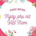 Happy Vietnamese Women's day!
